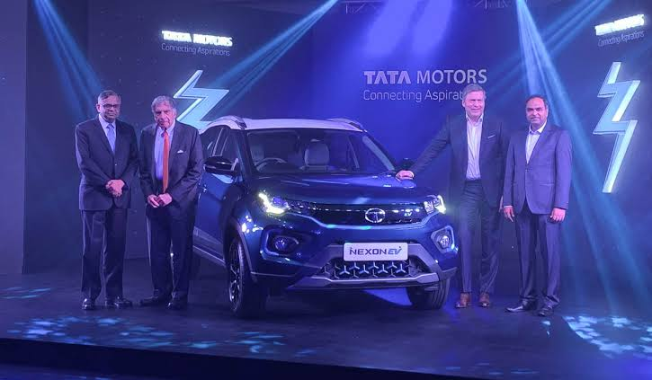 Photo of Tata Nexon EV launched, prices starting at Rs 13.99 Lakh