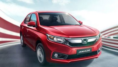 Photo of Honda Amaze BS6 launched in India, price starts at Rs 6.10 lakh