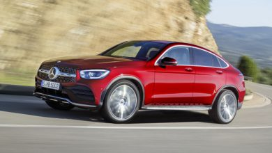 Photo of Mercedes-Benz GLC Coupe to launch in India on March 3