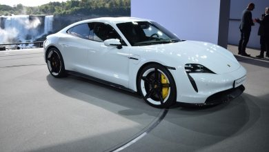 Photo of Porsche Taycan Cross Turismo EV confirmed for late 2020