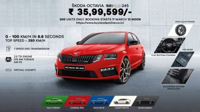 Photo of The new ŠKODA OCTAVIA RS 245 – now a click away!
