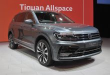 Photo of Volkswagen to launch Tiguan Allspace on March 6, 2020