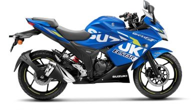 Photo of Suzuki Motorcycle India launches its first BS6 compliant motorcycles, GIXXER SF and GIXXER