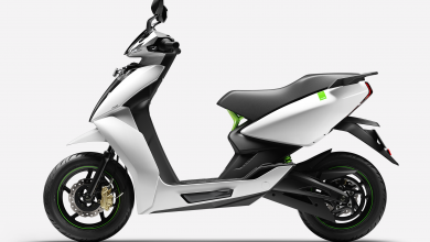 Photo of Ather 450 gets Dark Mode and other new features