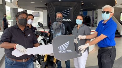 Photo of 2020 Honda Africa Twin Adventure Sports deliveries start in India