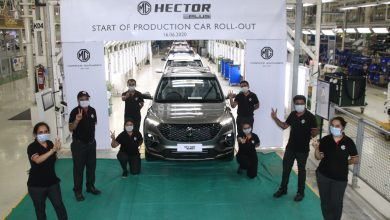 Photo of MG Hector Plus production commences, will go on sale in July 2020