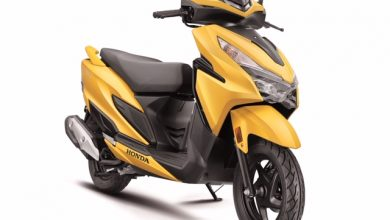 Photo of BS6 Honda Grazia 125 launched, prices start at Rs 73,336