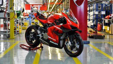 Photo of Ducati Superleggera V4 production commences in Italy
