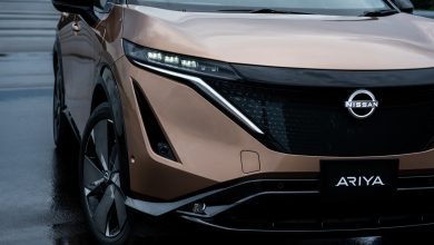 Photo of Nissan Ariya electric crossover introduced
