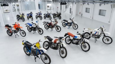 Photo of BMW Motorrad celebrates 40 years of the GS models