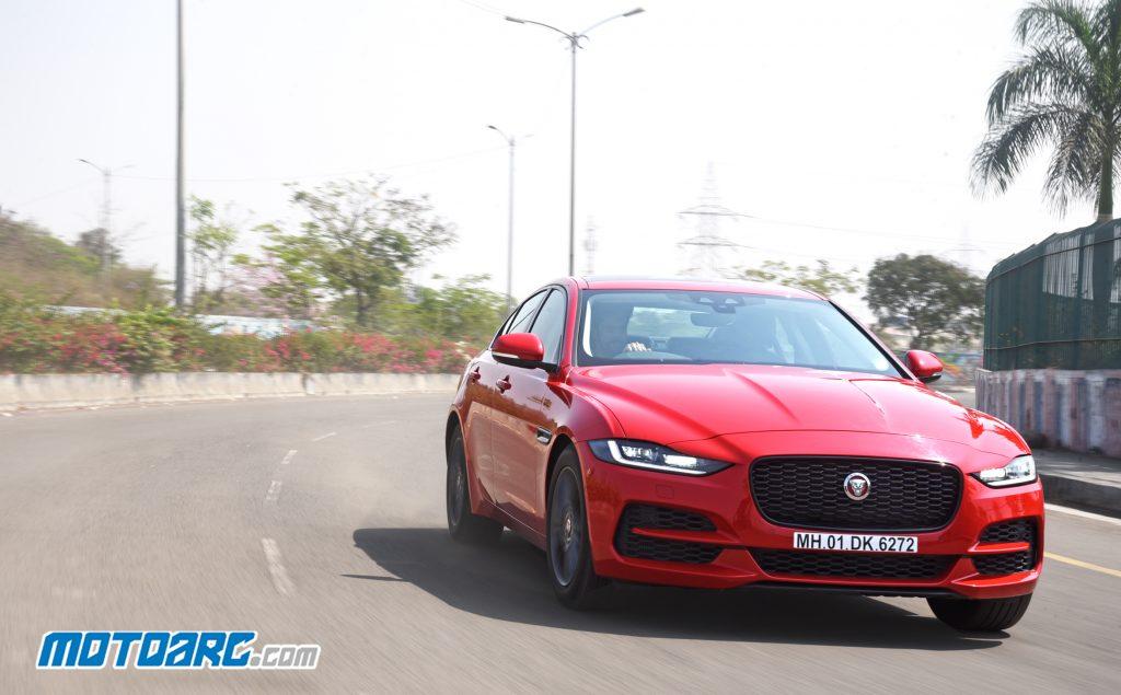 2020 jaguar xe p250 se review, test drive: turning the