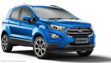 Photo of Ford introduces new automatic variant of EcoSport at Rs 10.66 lakh