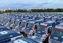 Photo of Force Motors commissioned 1000 New Traveller Ambulances