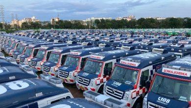 Photo of Force Motors commissioned 1000 New Traveller Ambulances