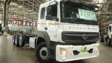 Photo of BharatBenz rolls out 1000th BSVI-compliant truck