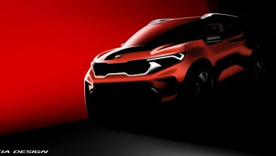 Photo of Kia reveals first official rendering of Sonet