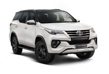 Photo of Toyota India rides in new Fortuner TRD Limited Edition at ₹34.98 lakh