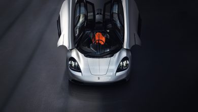 Photo of T50 from Gordon Murray Automotive- The reincarnation of the McLaren F1, revealed