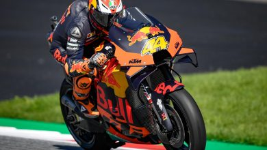 Photo of Maiden pole position for Pol Espargaro, KTM
