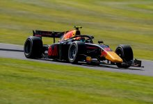 Photo of India's Jehan Daruvala finishes fourth at Silverstone
