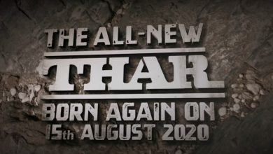 Photo of Mahindra to debut new generation Thar on Aug 15