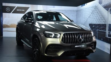 Photo of Mercedes-Benz launches the AMG GLE 53 series at Rs 1.2 crore in India