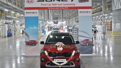 Photo of Kia Motors rolls out first Sonet, launch on September 18