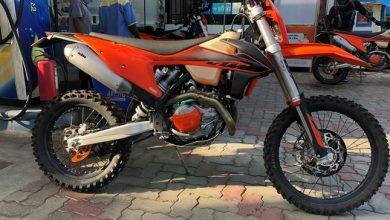 Photo of KTM 450 offroad experience