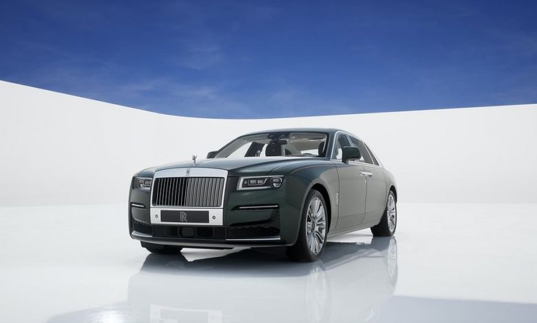 Rolls Royce Ghost Extended priced at Rs. 7.95 crore in India