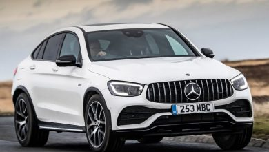 Photo of Mercedes Benz to launch AMG GLC 43 Coupé on November 3