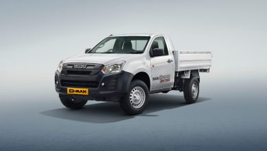 Photo of Isuzu Motors launches BSVI-compliant D-Max range