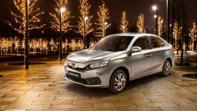 Photo of Special edition of Honda Amaze launched