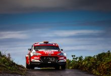 Photo of Team MRF Tyres finishes the 2020 European Rally Championship strongly