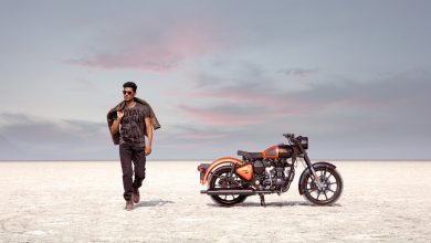 Photo of Royal Enfield's Classic 350 gets two new colours: Orange Ember, Metallo Silver