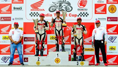 Photo of Pune's Sarthak Chavan claims his first NSF 250R championship