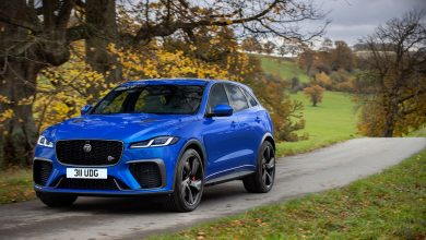 Photo of Jaguar F-PACE SVR now faster, more dynamic and more refined
