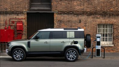 Photo of Land Rover opens bookings for Defender plug-in hybrid in India