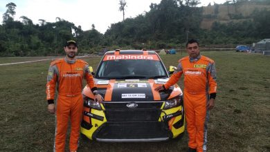 Photo of Gaurav Gill wins Round 1 of Indian National Rally Championship
