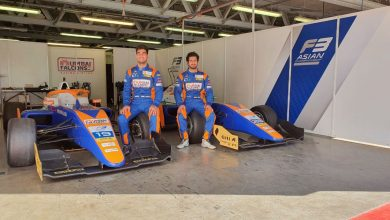 Photo of Daruvala, Maini launch Formula 3 Asian C'ship campaign tomorrow
