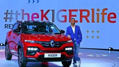 Photo of Renault Kiger makes its  debut in India