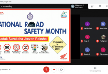 Photo of 1.2 lac people across 160 Indian cities were educated by Honda during 32nd National Road Safety Month