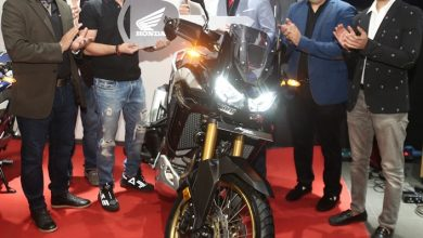 Photo of 2021 Honda Africa Twin Adventure Sports started deliveries in India