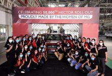 Photo of MG marks another first; an all-women crew manufactures 50,000th