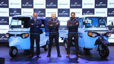 Photo of Piaggio launches the Ape Electrik FX range of electric vehicles