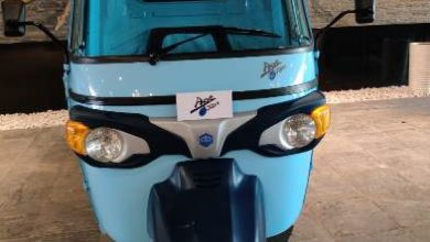 Photo of Piaggio showcases its electric range of vehicles at the new EV zone in Gurugram