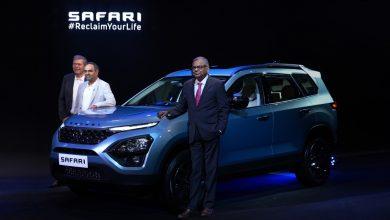 Photo of All new Tata Safari launched at Rs 14.69 lakh