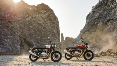 Photo of Royal Enfield has introduced 5 new colors for the 650 Twin Motorcycles