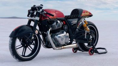 Photo of The Royal Enfield Interceptor 650 creates a new record