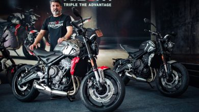 Photo of Triumph Trident 660 launched in India at INR 6.95 lac