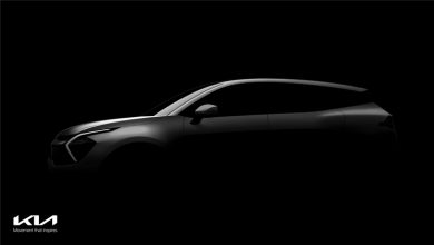 Photo of Kia teases first images of new Sportage